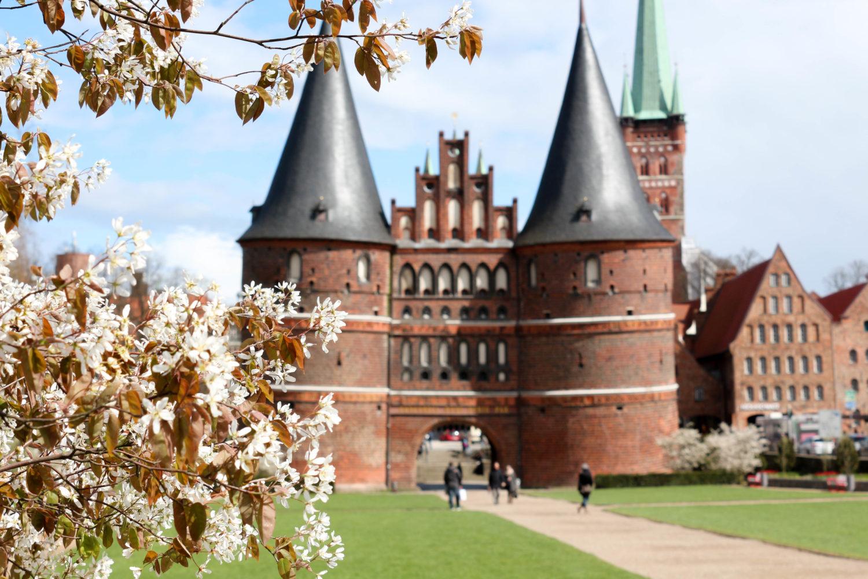 Durch Lübeck mit Jenny