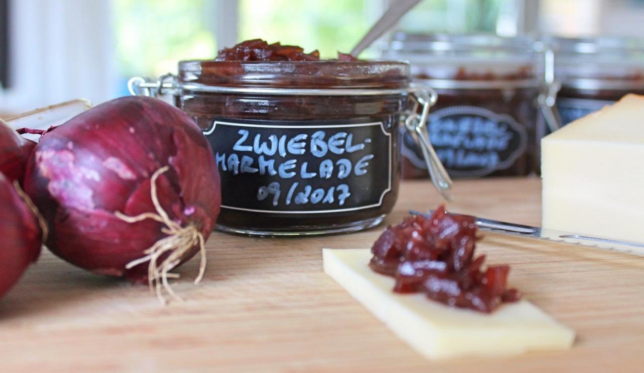 Ran ans Eingemachte 3: Zwiebelmarmelade