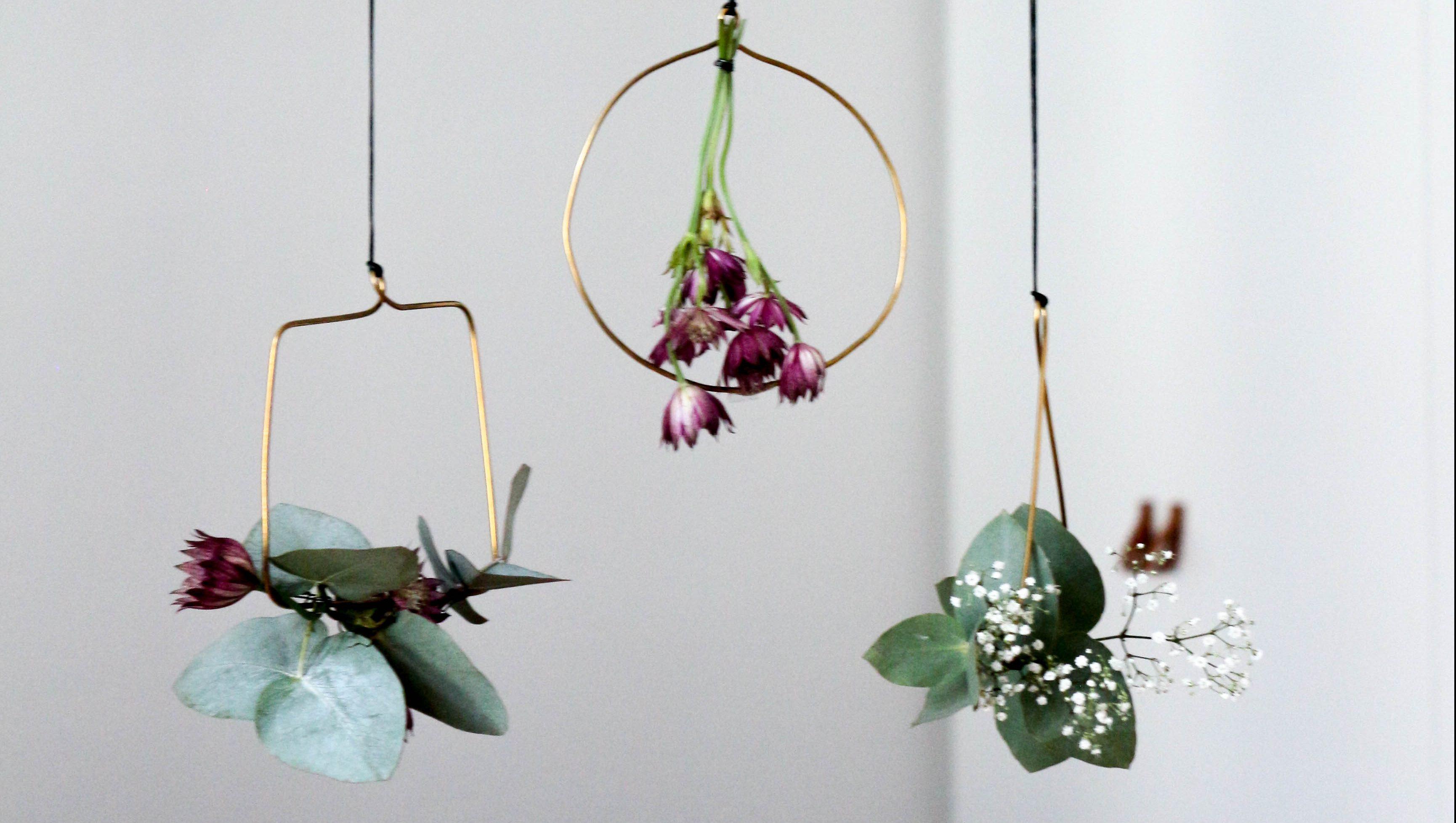 Herbstzeit ist Bastelzeit: DIY Mini-Kränze