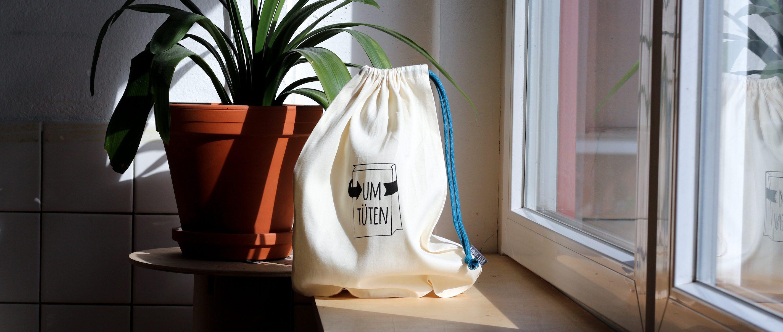 Müllfreier Mittwoch: Umtüten statt wegwerfen!