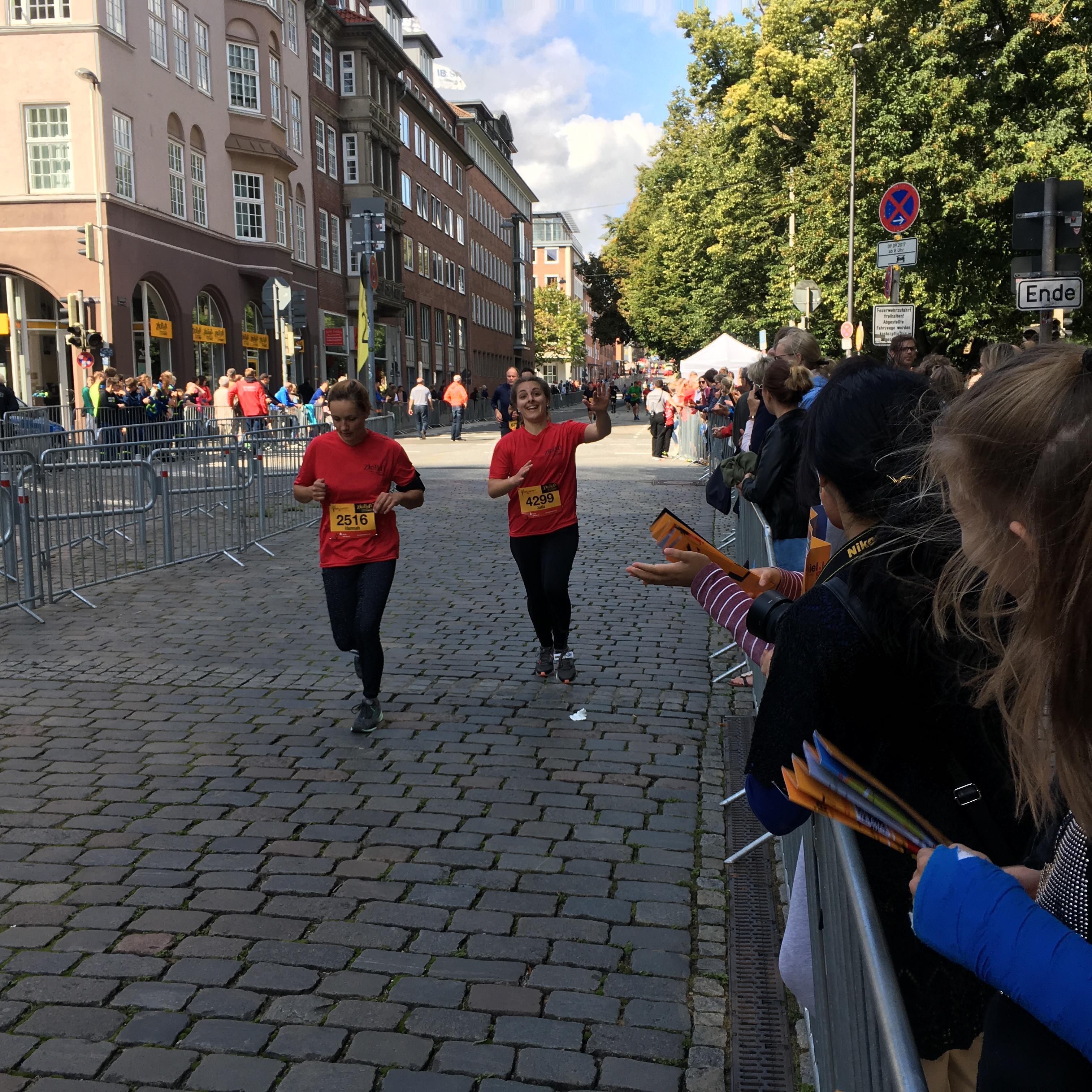 Laufen, laufen, laufen: Vorbereitung für den Halbmarathon