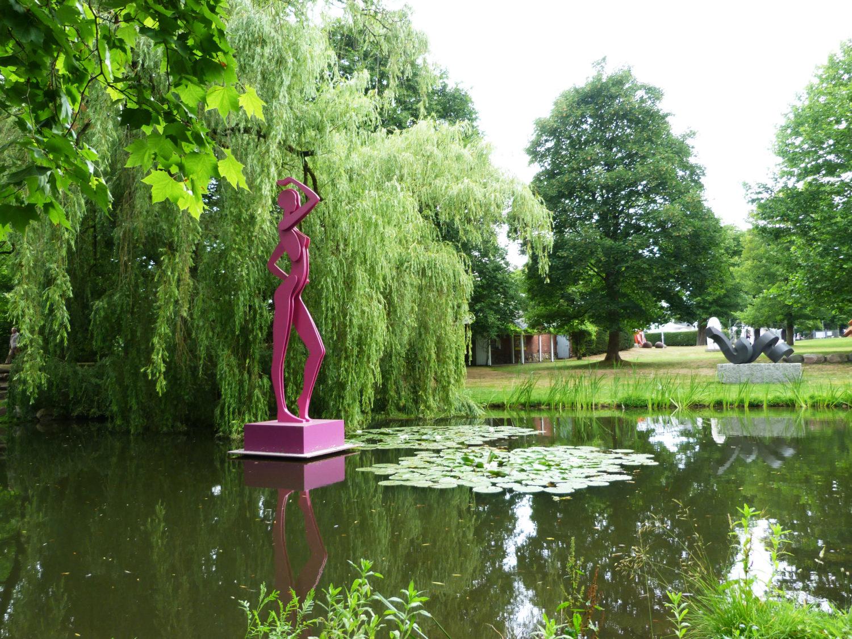 Ganz große Kunst in Büdelsdorf