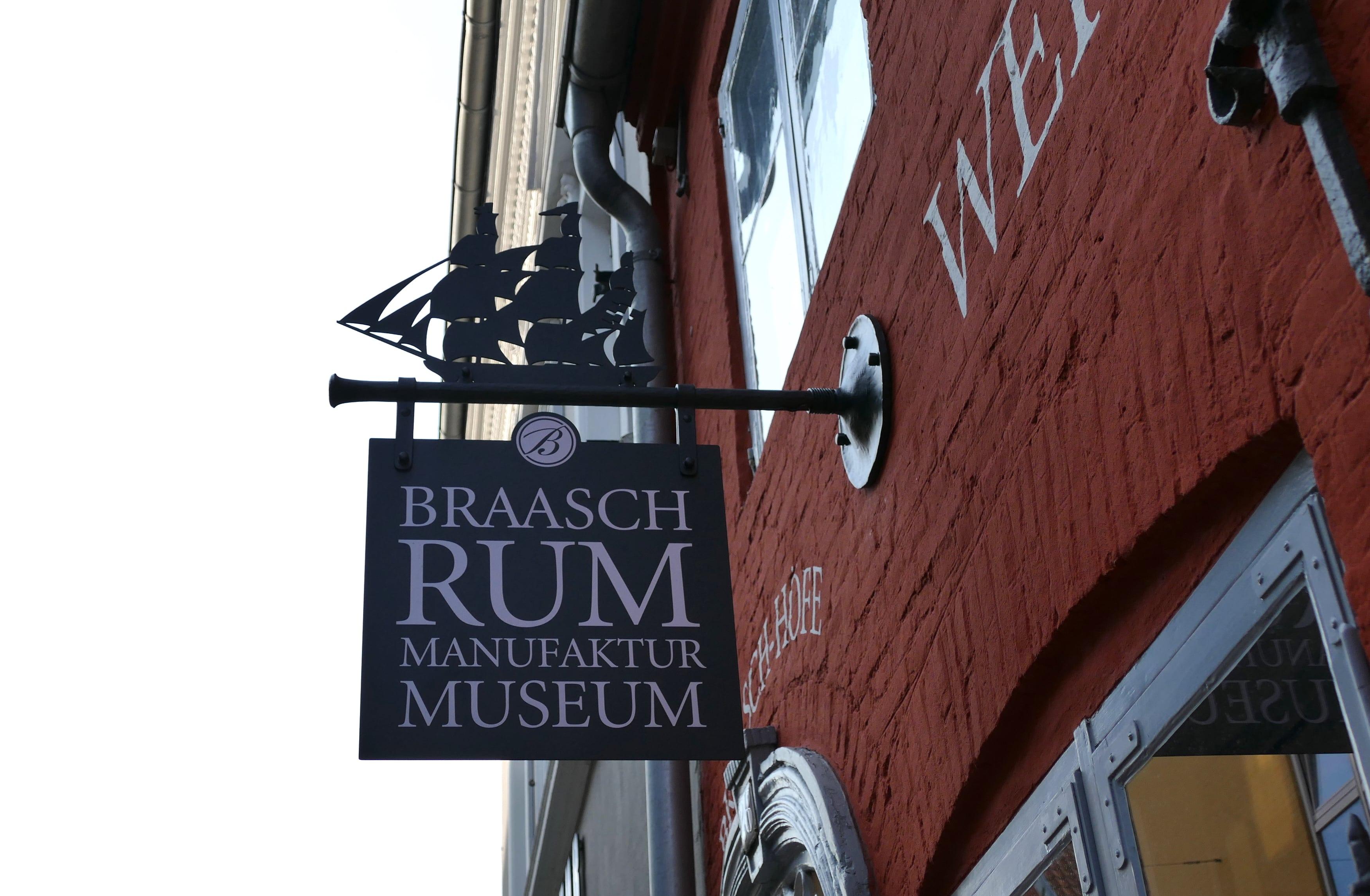Wein- und Rum-Manufaktur Braasch