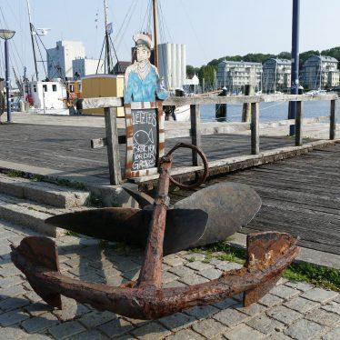 Ein Tag in Flensburg — Schiffe, Rum und Meer