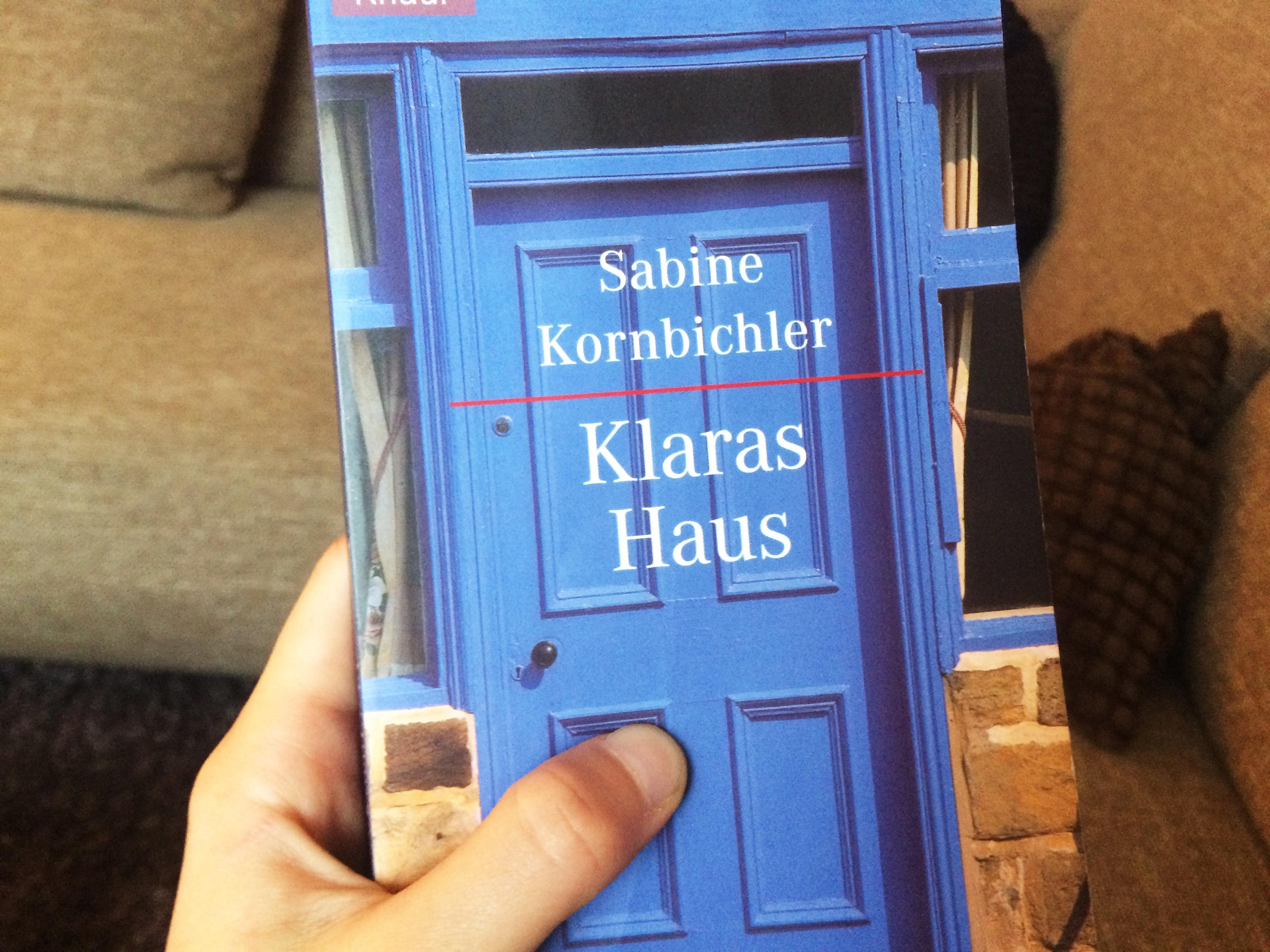 Klaras Haus von Sabine Kornbichler