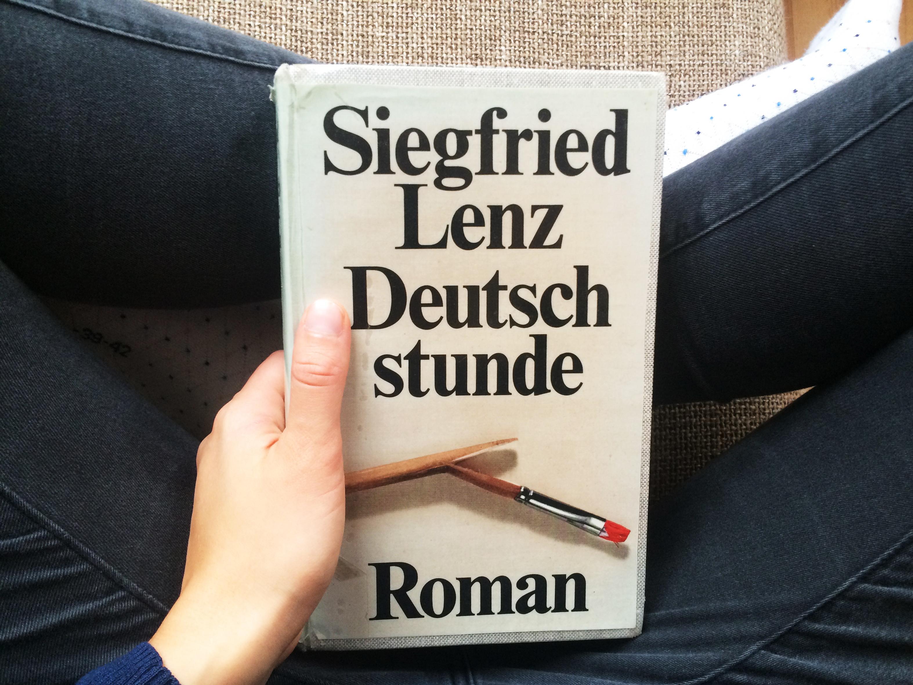 Der Roman Deutschstunde von Siegfried Lenz