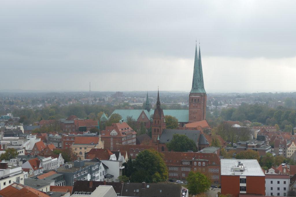 Panorama von St. Petri