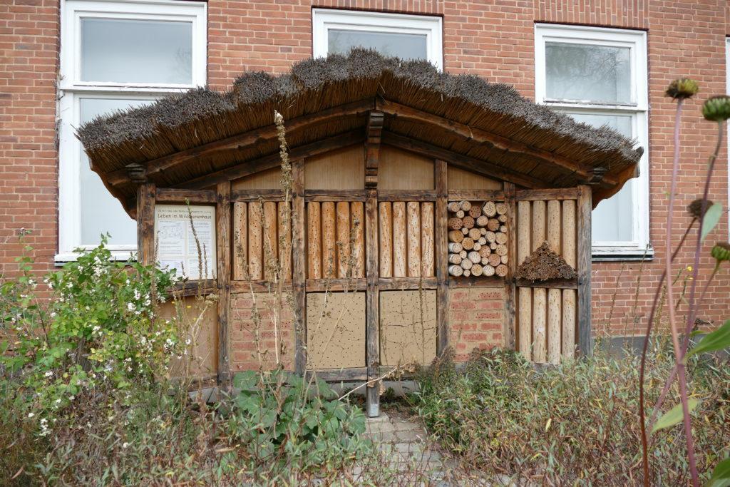 Bienenhaus in Lübeck