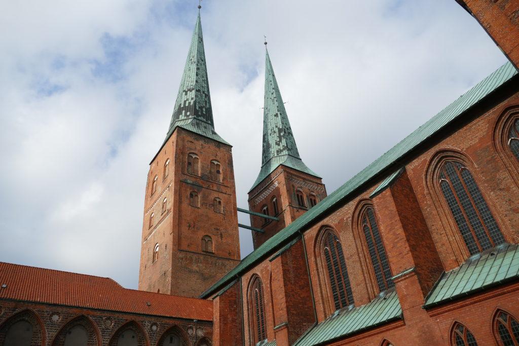 Kirchentürme des Doms