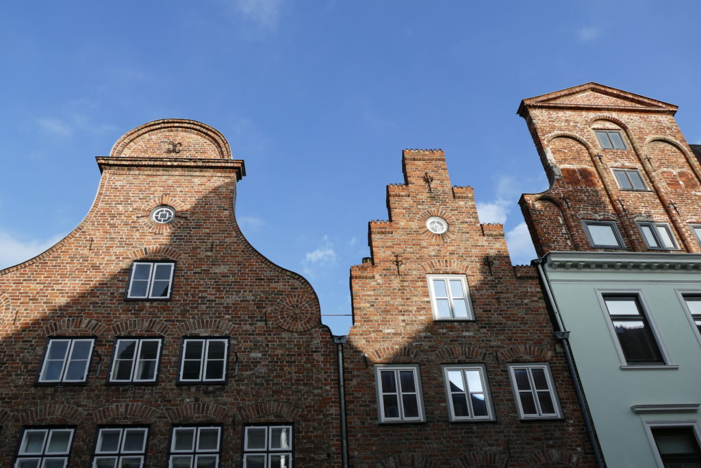 Giebelhäuser Lübeck