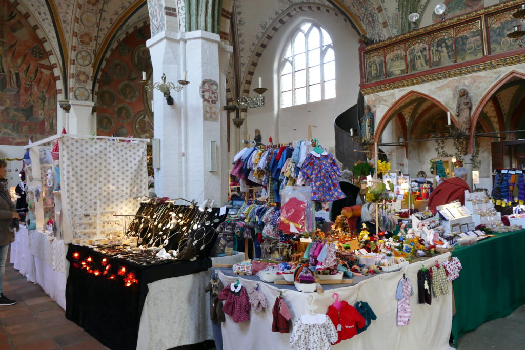 Handwerkermarkt im Heiligen Geist Hospital
