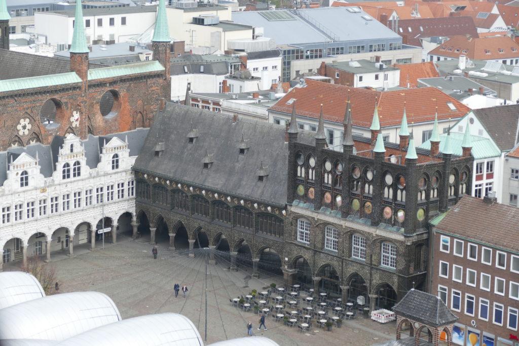 Das Lübecker Rathaus
