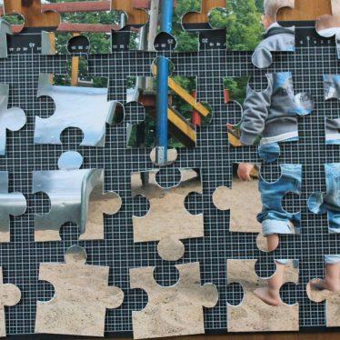 Bastelprojekt: Puzzle selbst gemacht