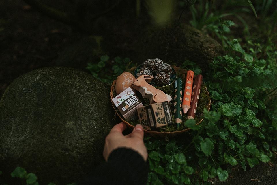 Müllfreier Mittwoch - was packe ich in ein Osternest?