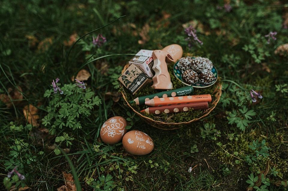 Müllfreier Mittwoch - ein müllfreies Osternest