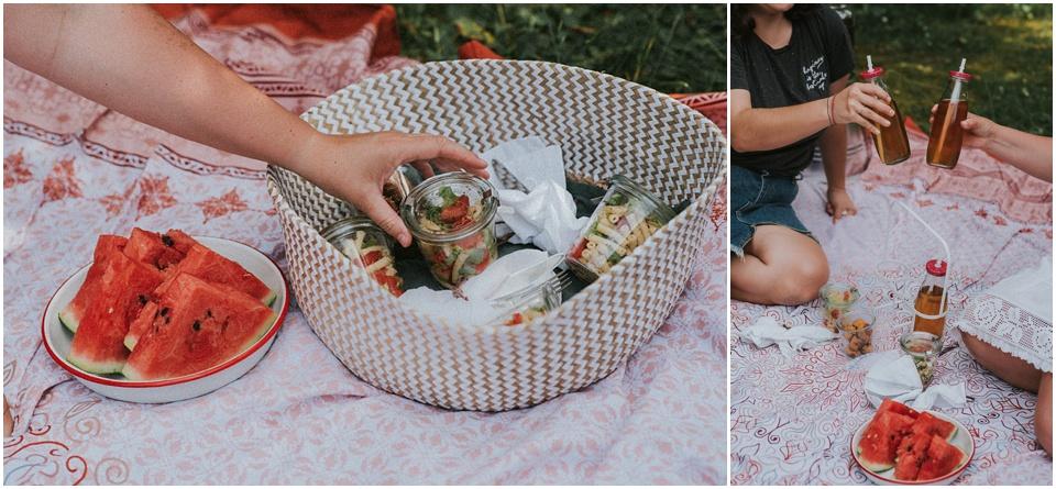 Ein Picknick ohne Müll - Zero Waste beim Picknicken