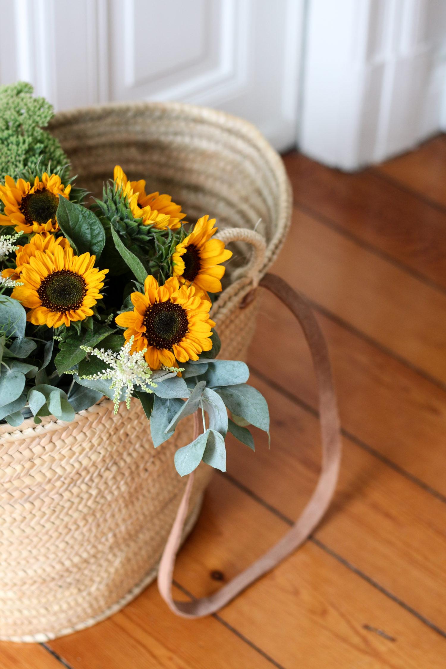 Von minimalistisch bis pompös – Blumendeko für jedermann