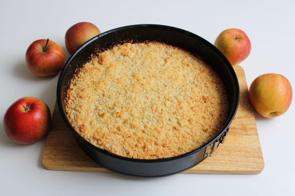 Rezept Streusel-Apfelkuchen