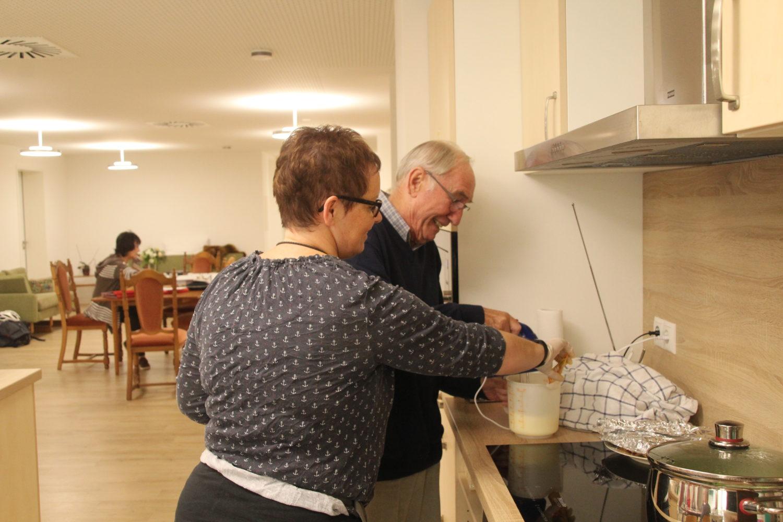 Zu Besuch in Flensburgs erster Demenz-WG