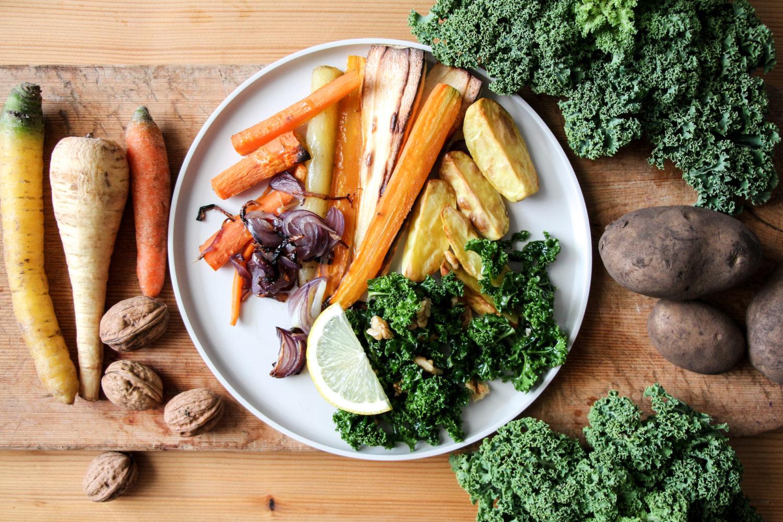 Regional und saisonal Essen – Abwechslungsreiche Winterküche