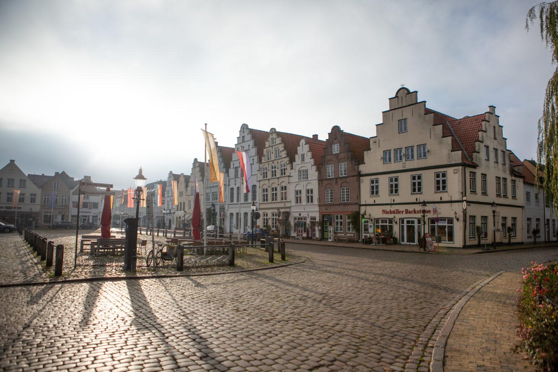 Eine Woche Erholung in nur zwei Tagen –  Friedrichstadt