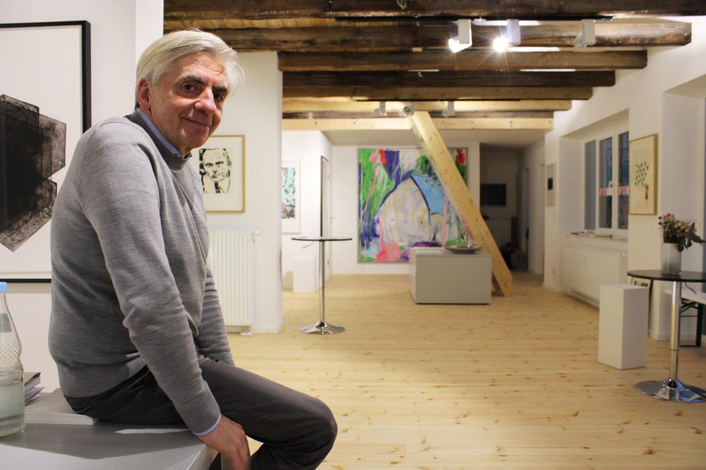 Neue Werkstatt-Galerie im Herzen Kiels