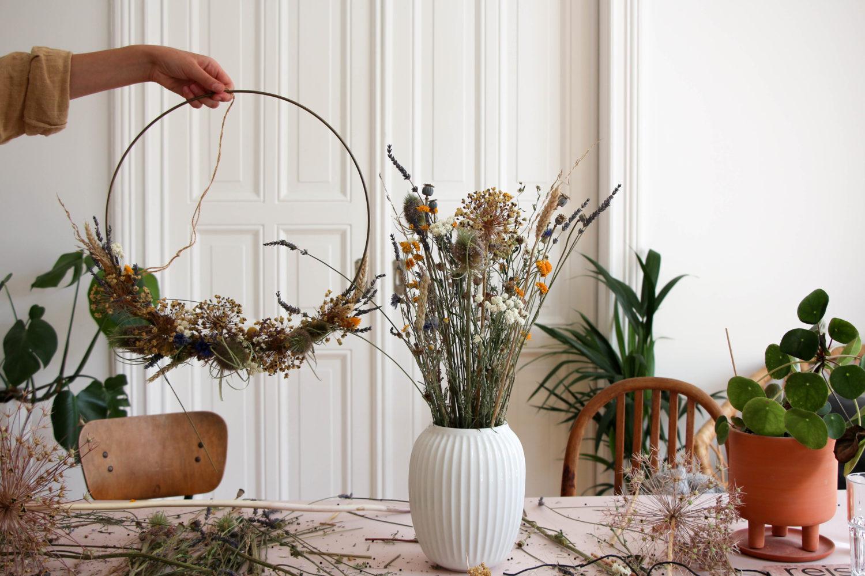 Konservier den Sommer – Trockenblumen selber machen