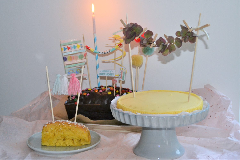 DIY: Cake Topper