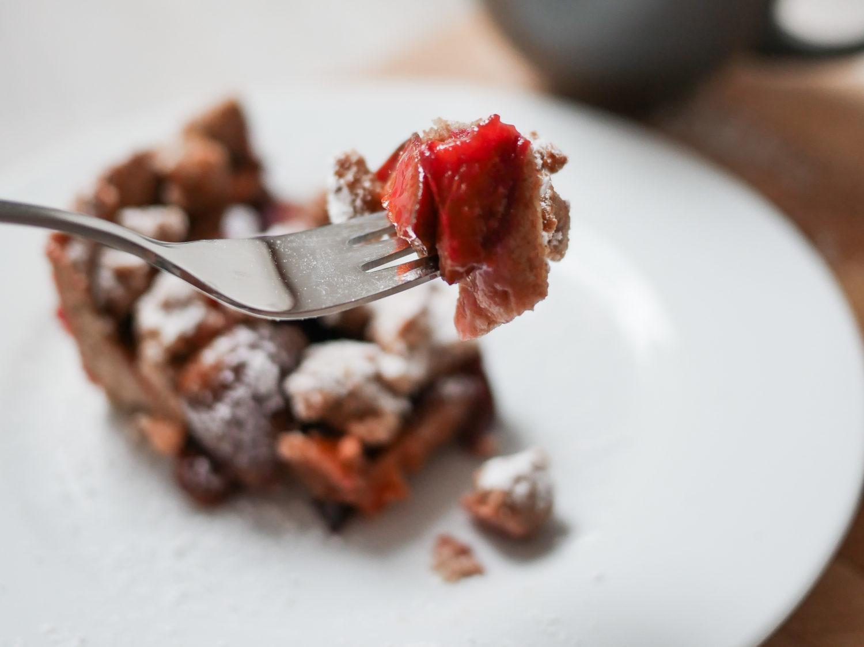 Rezept – Veganer Zwetschgenkuchen