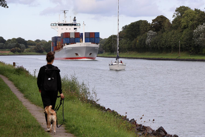 Einmal quer durch's Land – den Nord-Ostsee-Kanal entdecken